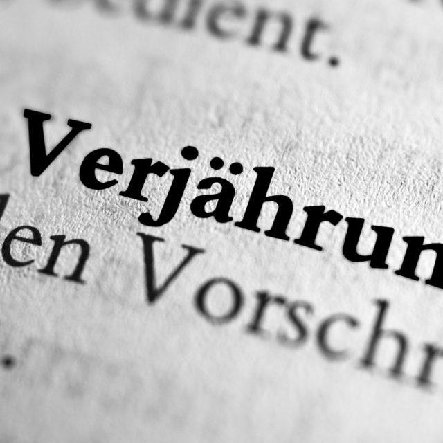 Verjährungshemmung durch das Mahnverfahren – was ist zu beachten?