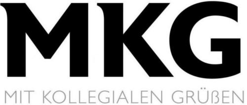 MkG – mit kollegialen Grüßen