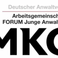 MkG-Fachinfo-Dienst und FORUM Junge Anwaltschaft kooperieren ab 2019
