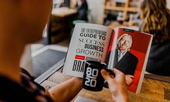 Anwalt Geschäftsidee