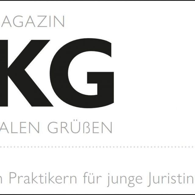 Neues MkG-Fachinfo-Magazin erscheint heute
