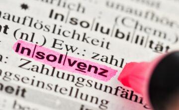 Mandant insolvenzgefährdet