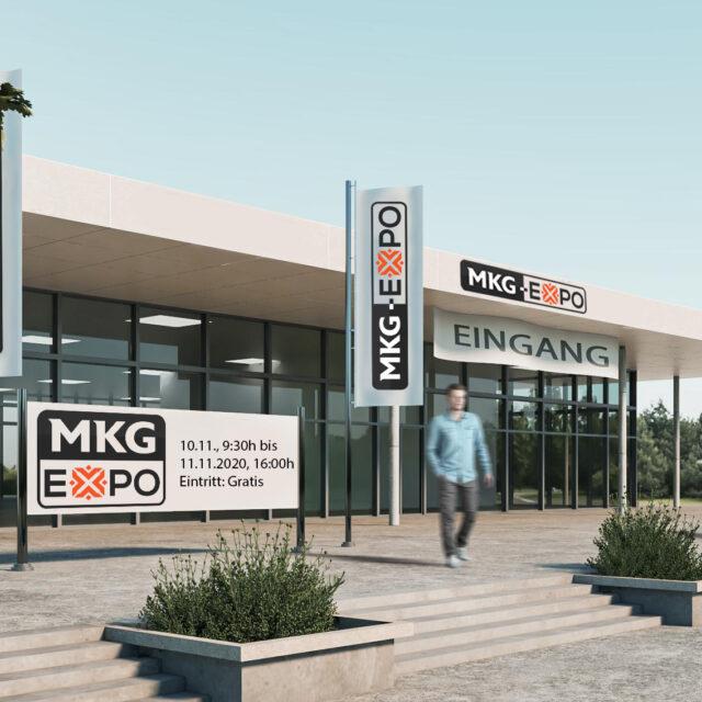 MkG-Expo – die neue Online-Messe für junge JuristInnen<br>Anmeldungen jetzt möglich: kostenlose Online-Messe für Anwältinnen und Anwälte am 10. und 11.11.2020